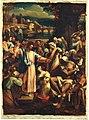 Géricault (zugeschrieben) - Auferweckung des Lazarus, um 1820.jpg