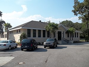 National Register of Historic Places listings in Glynn County, Georgia - Image: GA Brunswick Ballard School 01