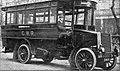 GWR Clarkson steam bus on 14 mile Wolverhampton-Bridgnorth route started 7 November 1904.jpg
