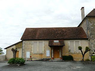 Gabillou Commune in Nouvelle-Aquitaine, France