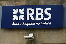 logo de Royal Bank of Scotland