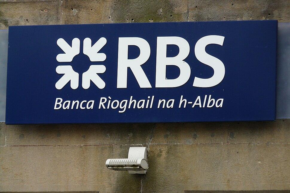 Gaelic scottish RBS