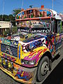 Gaily-Painted Bus - En route from Colon to Portobelo.jpg