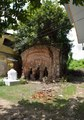 Gajalaxmi Mandir - South-east View - Amragori - Howrah 2013-09-22 2992-2995 01.TIF