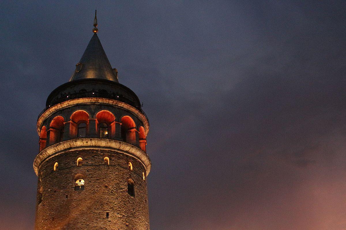Galata Kulesi - Vikipedi