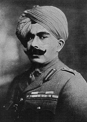 Ganga Singh - Sir Ganga Singh
