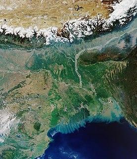 Ganges Delta Delta of the Ganges River