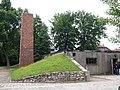 Gas chambers & oven at Auschwitz I (Oświęcim, Poland 2014) (14136014518).jpg