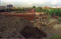 Gate Complex Under Construction - Science City - Calcutta 1994-10-17 100.JPG