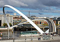 Gateshead Millennium Bridge - coming down.jpg