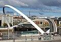 Gateshead Millennium Bridge - coming down.jpg
