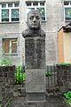 Gdańsk – pomnik Alf Liczmański.JPG
