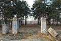 Gdańsk Brzeźno – brama dawnego cmentarza.JPG
