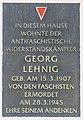 Gedenktafel Wönnichstr 105 Georg Lehnig.JPG