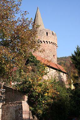 Gelnhausen Hexenturm