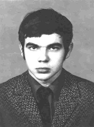 G. V. Belyi - G. Belyĭ in 1973