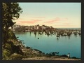 General view of the harbor, Douarnenez, France-LCCN2001698114.tif