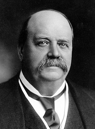 Australian federal election, 1901 - Image: George Reid crop