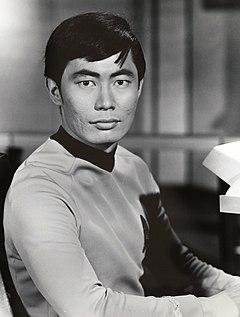 Hikaru Sulu Fictional character from Star Trek