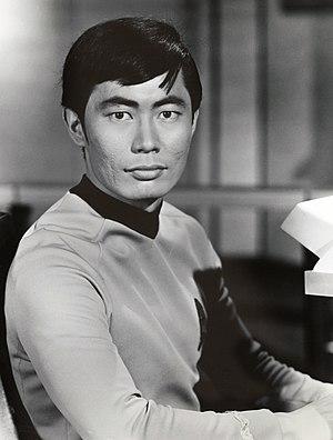 Hikaru Sulu cover