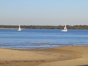 Sandringham, New South Wales - Georges River, Sandringham