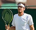 Gerald Melzer 2, 2015 Wimbledon Qualifying - Diliff.jpg