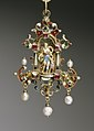 German - Pendant with the Goddess Diana - Walters 44442.jpg