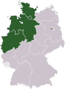 Description de l'image Germany_after_WWII_zones_UK.png.