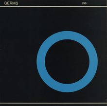 Studio album by germs