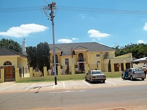 Foreign relations of Ghana - High Commission of Ghana in Pretoria