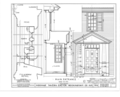 Giddings Tavern, 37 Park and Summers Streets, Exeter, Rockingham County, NH HABS NH,8-EX,7- (sheet 10 of 25).png