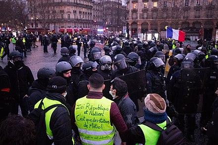 Yellow Vests Movement Wikiwand