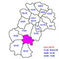 Gimcheong map-Jirye-myeon.png