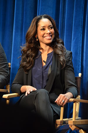 Gina Torres - Torres in January 2013