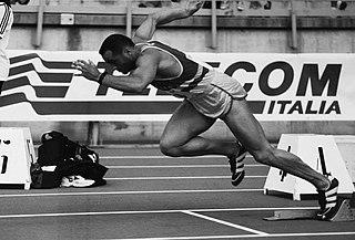 Giovanni Puggioni Italian sprinter