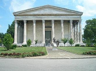 Thomas Ustick Walter - Girard College, Philadelphia