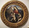 Girolamo genga, madonna col bambino, s. giovannino e antonio da padova, 1510.jpg