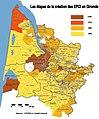 Gironde Les étapes de le création des EPCI entre 1990 et 2006.jpg