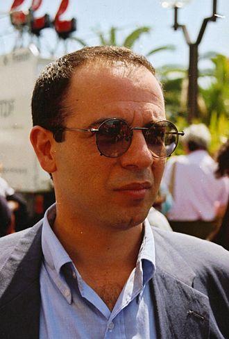 Giuseppe Tornatore - Tornatore at the 1994 Cannes Film Festival.