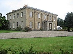 Joseph Bromfield - Glansevern hall, Berriew, Montgomeryshire