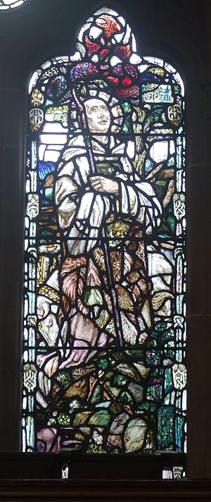 Saint Mungo - Saint Mungo (University of Glasgow)