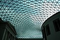 Glass and steel roof of the Great Court, British Museum, London - panoramio (7).jpg