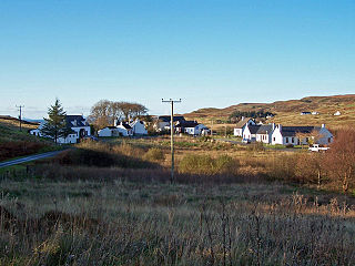 Glendale, Skye Human settlement in Scotland