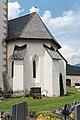 Gloednitz Pfarrkirche hl Margareta gotischer Chorschluss 24072015 6242.jpg