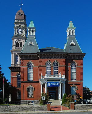 Gloucester City Hall - Gloucester City Hall