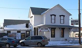 Columbus, Nebraska - Glur's Tavern