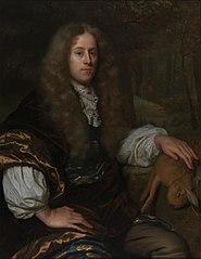 Portrait of Barthout van Slingelandt