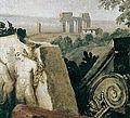 Goethe in der Campagna (Ruinen).jpg