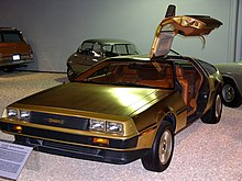 How Much Does A New Transmission Cost >> DMC DeLorean - Wikipedia