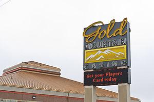 Gold Mountain Casino - Image: Gold Mountain Casino 1